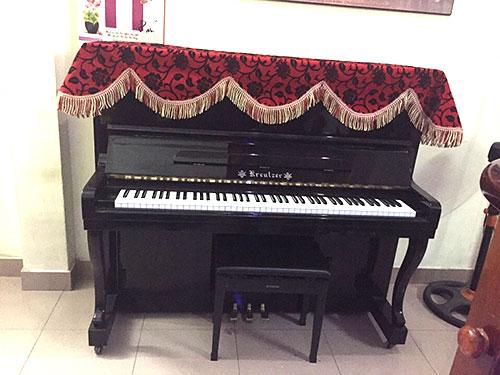 Đàn Piano cơ Kreutzer